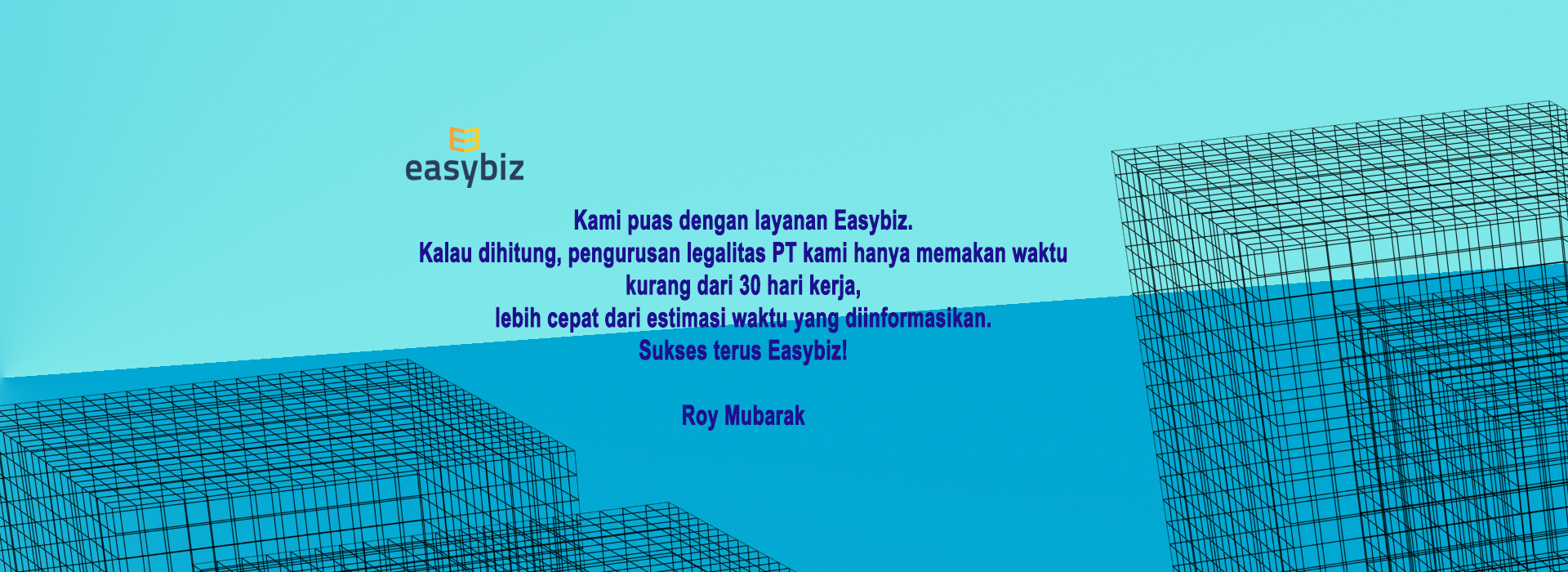 Easybiz-testi Pak Roy